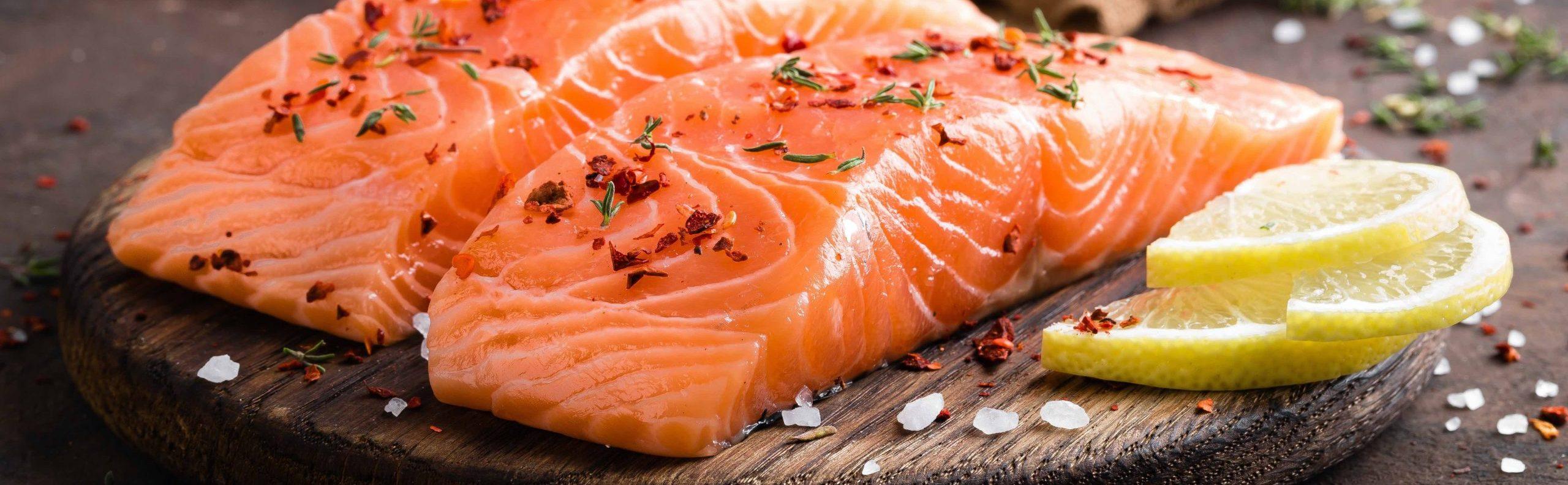 Veel vis eten voorkomt daling vitamine D niet